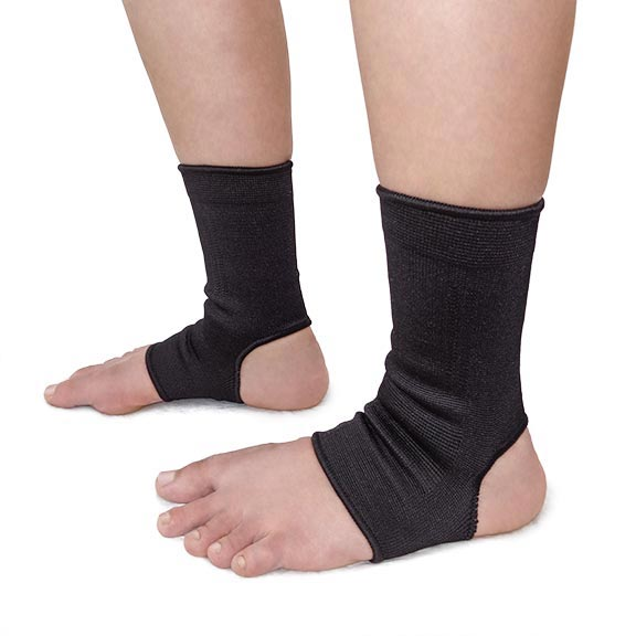 Ankle Supports - Detail - Multiple Angles - Front, Back, Top, Bottom, Side